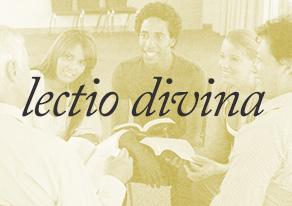 """Des """"lectio divina"""" à vivre"""