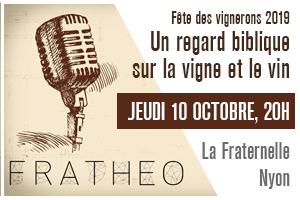 Fratheo: Un regard biblique