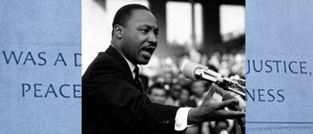 """Martin Luther King, changeur de mentalité"" par Robert Somerville"